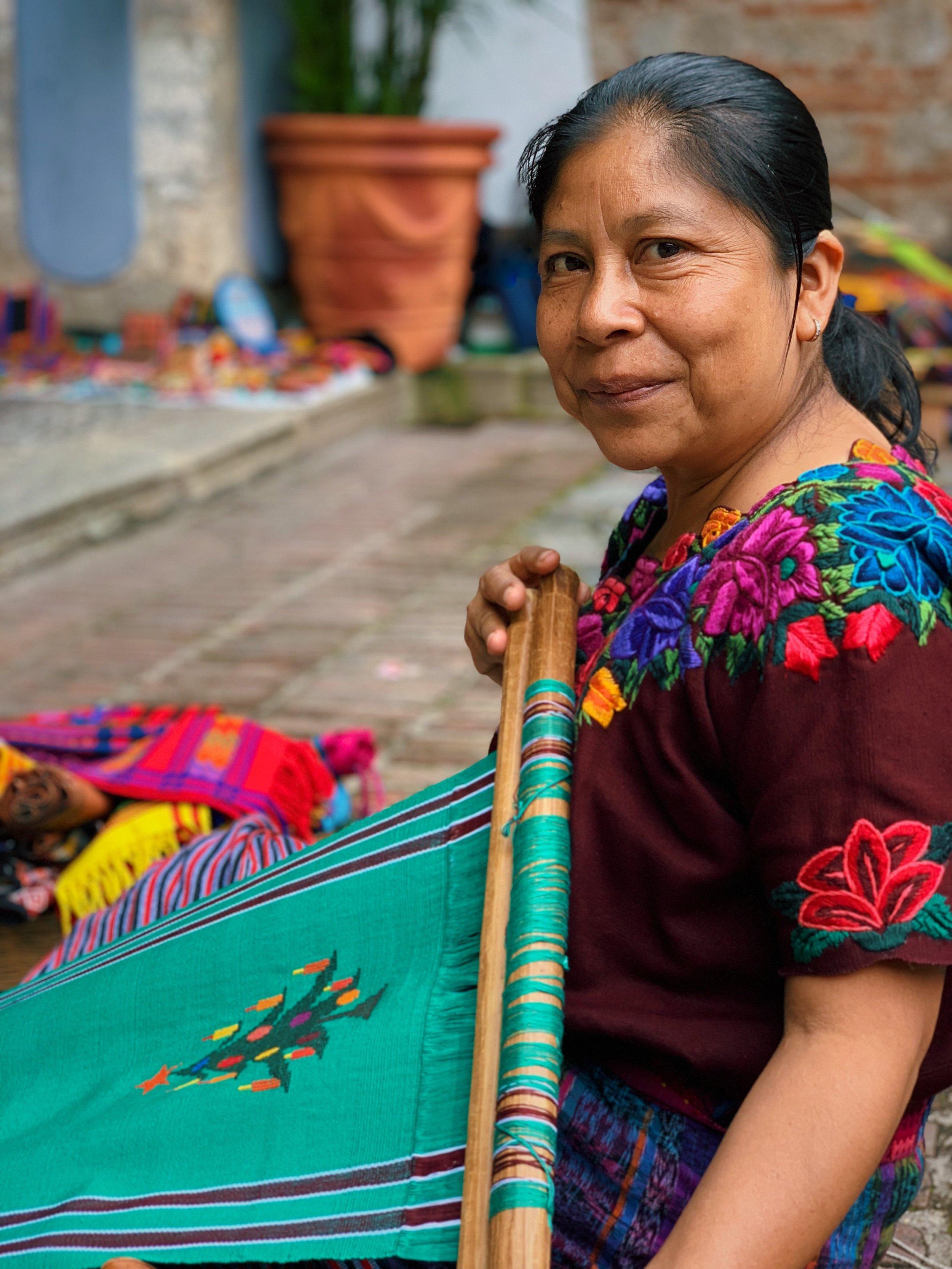 Guatemala Artisans Captured by Artizenry