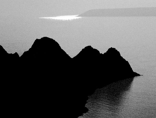 Clive Jenkins - 2 - 6pmOpen studio - dramatic photos of Gower