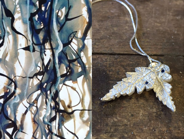 Catrin & Menna Jones - 4 - 9pmOpen studio - decorative glass work and bespoke jewellery