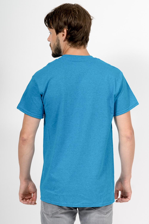 Custom Gildan g500 t-shirt back
