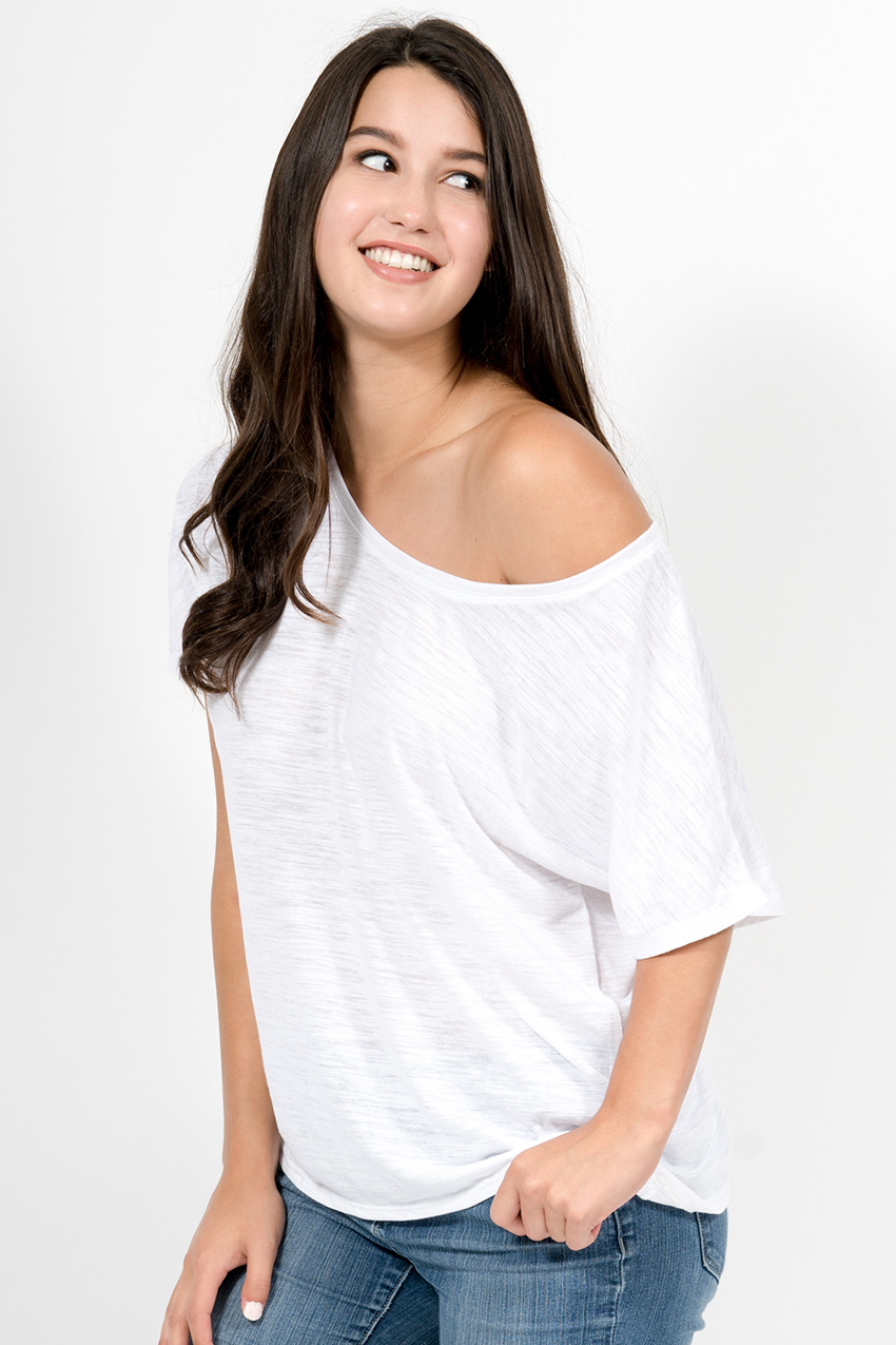 Custom Bella + Canvas 8816 t-shirt front