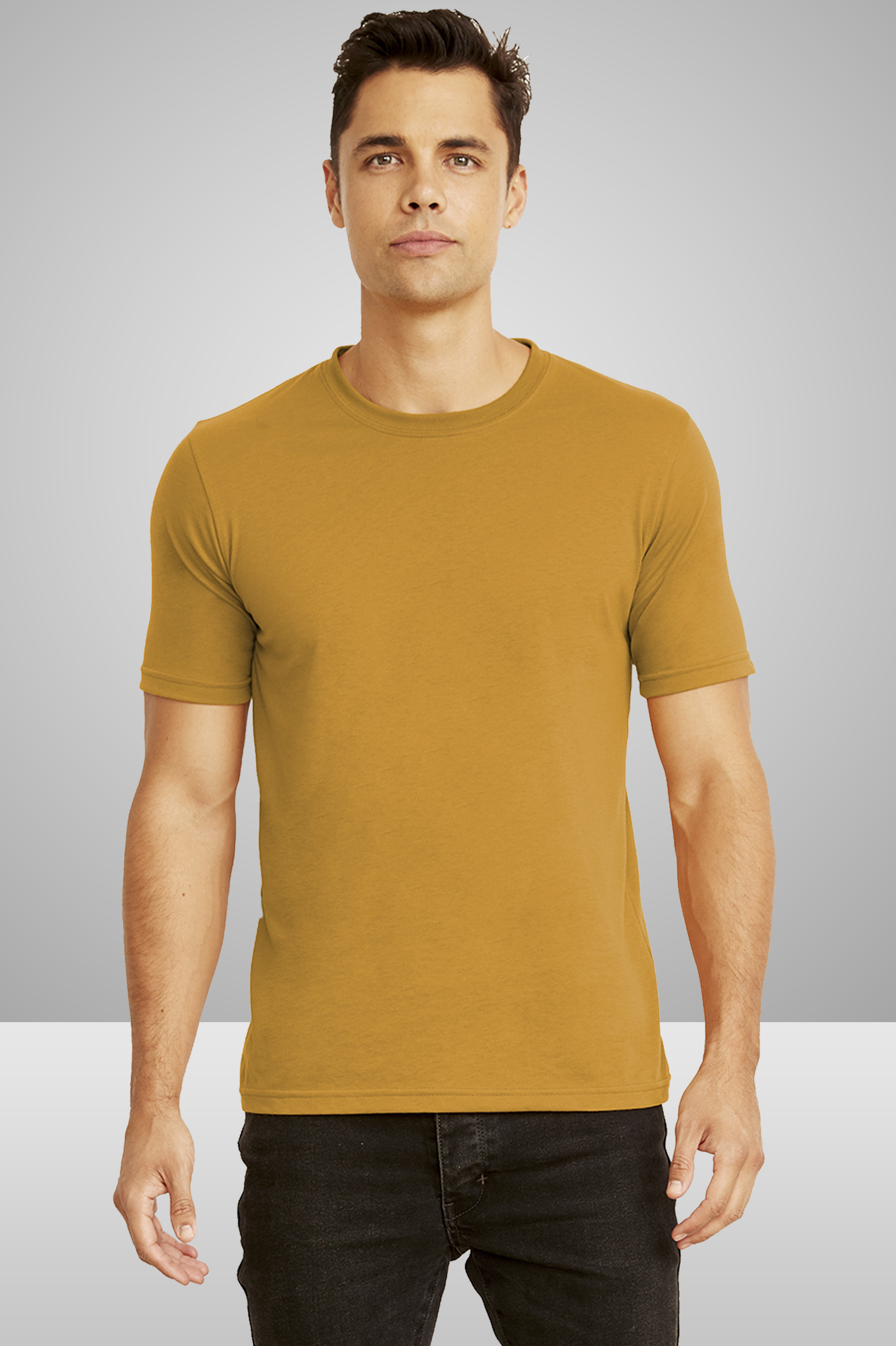 Next Level Soft T-Shirt    $9.80 each for 25 items  one color front or back