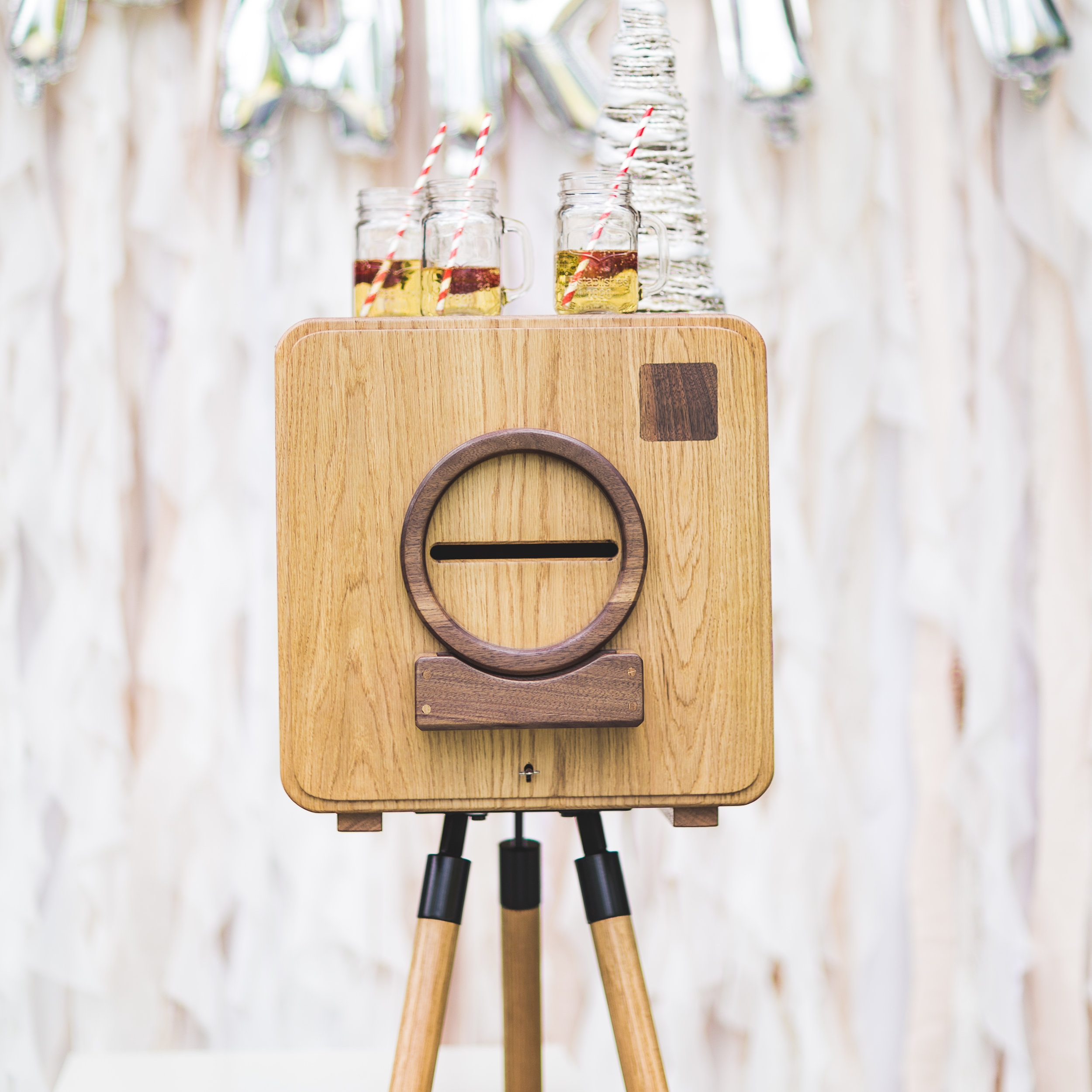 What is it?Insta-Pixel Box is simply a machine that prints out all your event Instagram photos instantly! It comes in an attractive and compact design and is very easy to set up and use. -