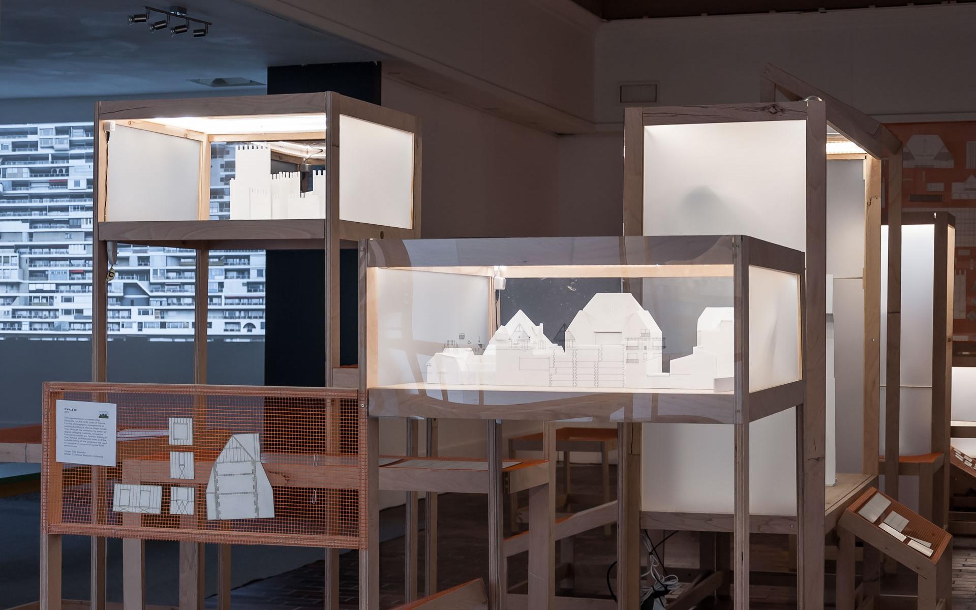 Pixel Brick Fiction:Filip Dujardin's Montages - Galerie Pennings