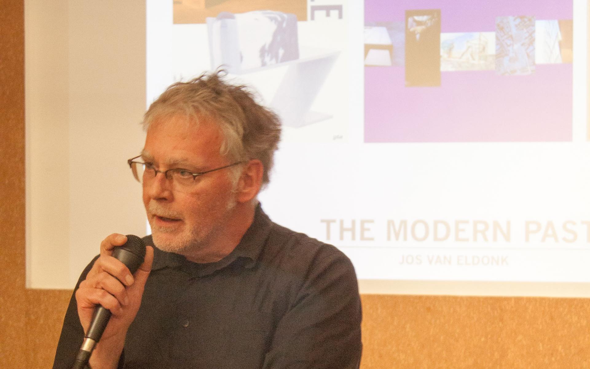 The (De)construction of the Eindhoven School - lectures by Chris van Langen and Jos van eldonk