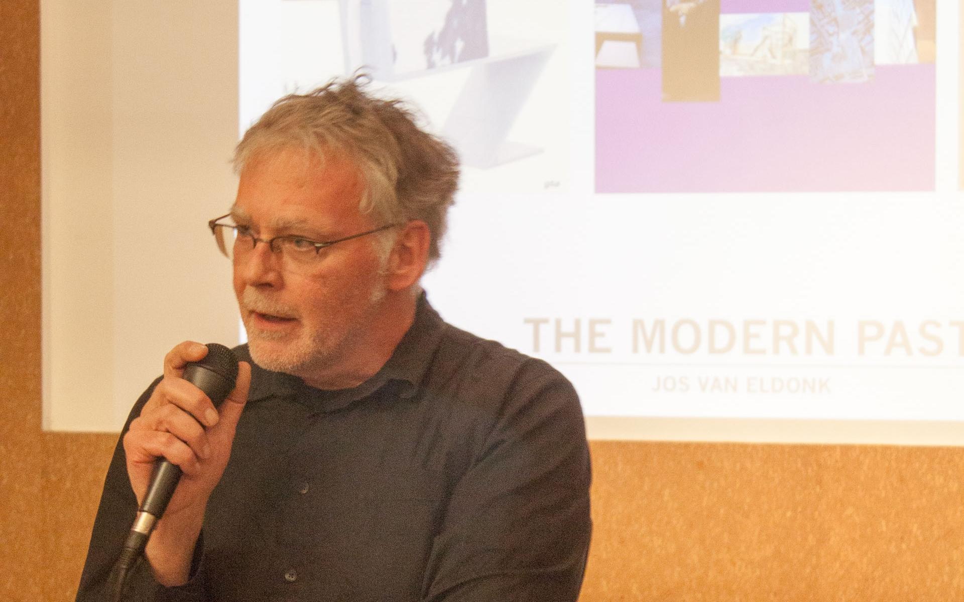 The (De)Construction of the Eindhoven School - lecture by Chris van Langen and Jos van eldonk