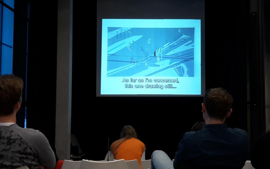O.M.A.: Rem Koolhaas (Bekaert and Cornelis) - film screening followed by curator tour