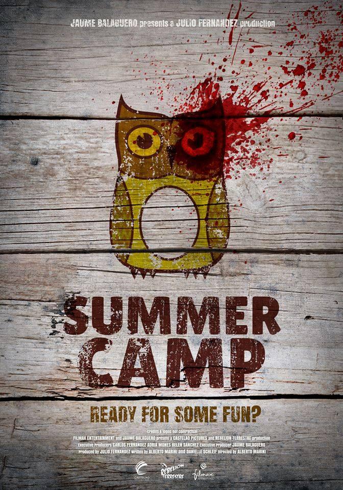 summer camp - alberto marini