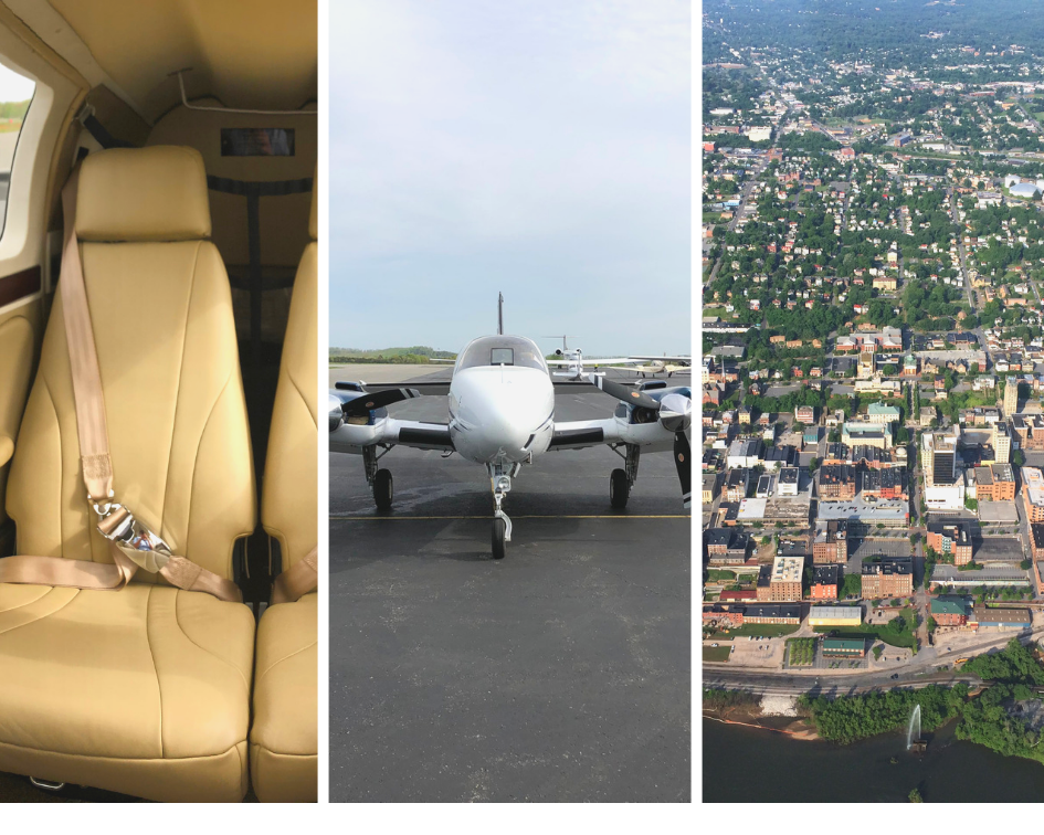 Aerial Adventure - Donated by: James Peery, Value: PricelessEnjoy a one hour sight seeing private tour for you and three of your closest friends. Relax in a luxury four seat airplane while you take in Lynchburg and the surrounding areas.