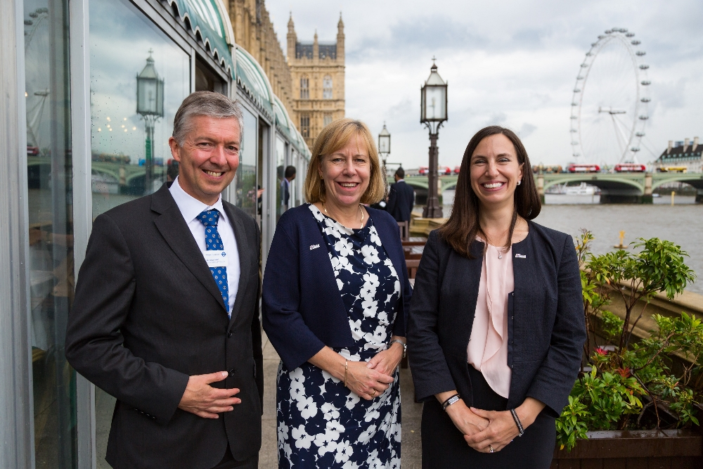 APPG Launch - Mike Brown, Ruth Cadbury and Jo Field.jpg