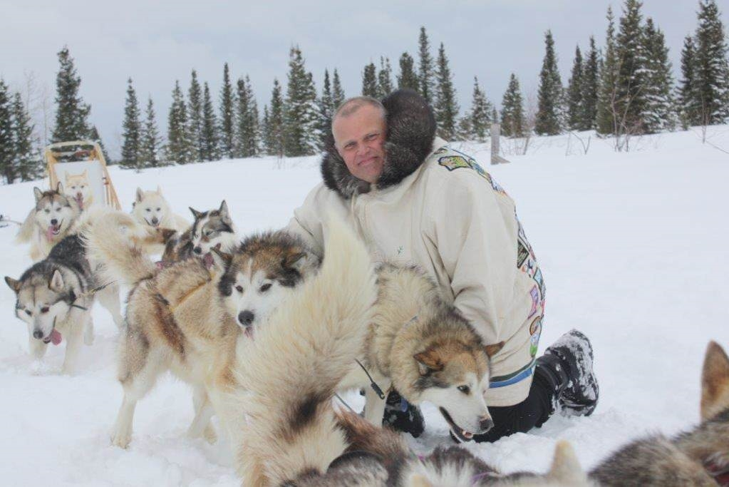 Neil and Husky Dogs.jpg