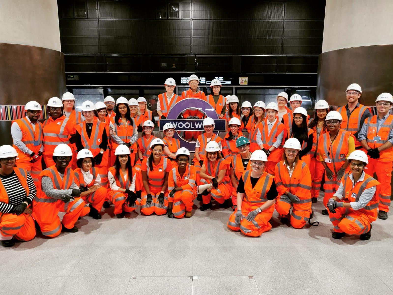 Woolwich Crossrail Group Photo.jpg