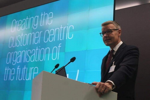 Robert Nisbet, the Rail Delivery Group's Director, Nations & Regions