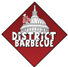 District Barbecue Logo