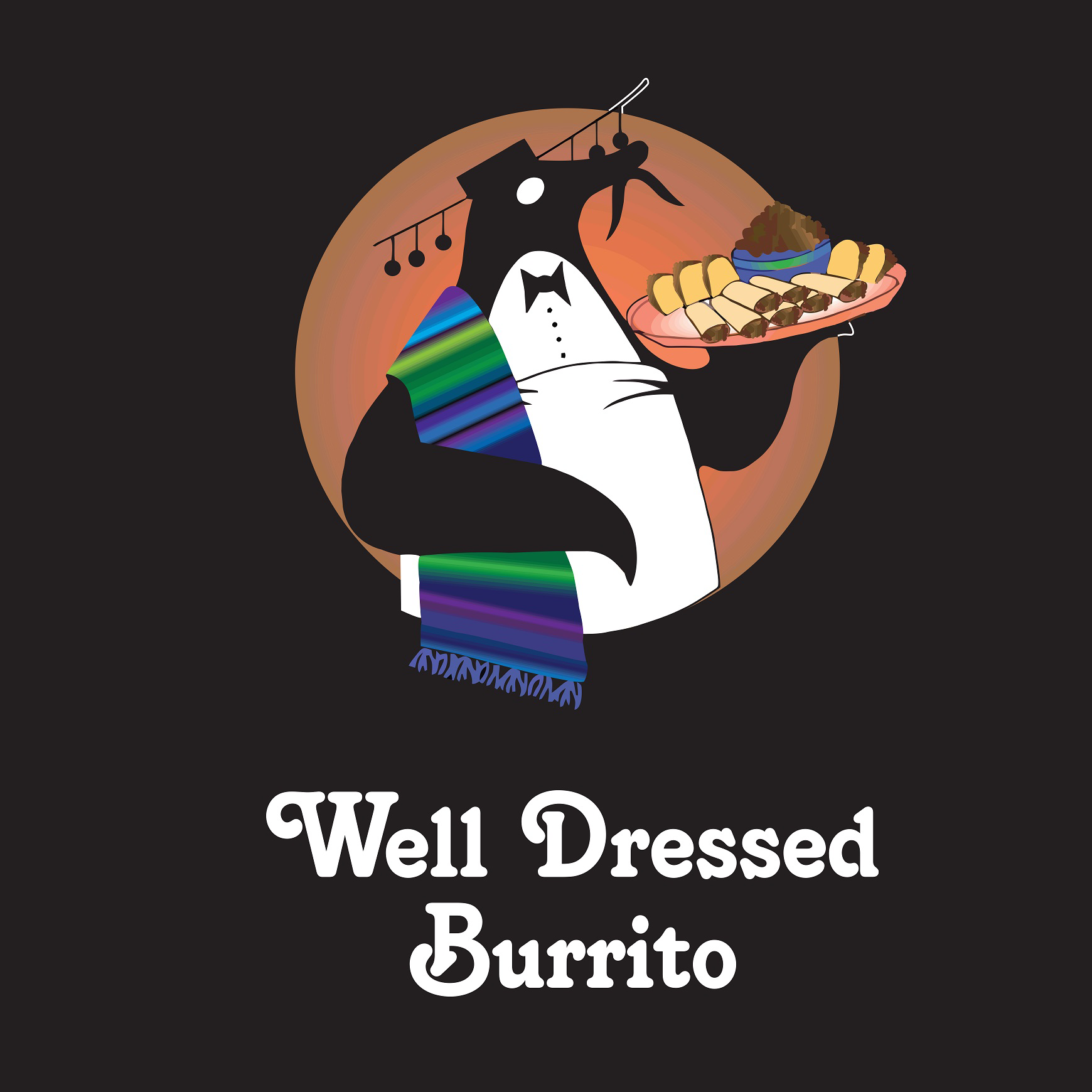 Well Dressed Burrito Logo