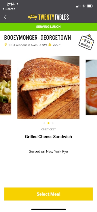 Grilled Cheese. Yes, please -