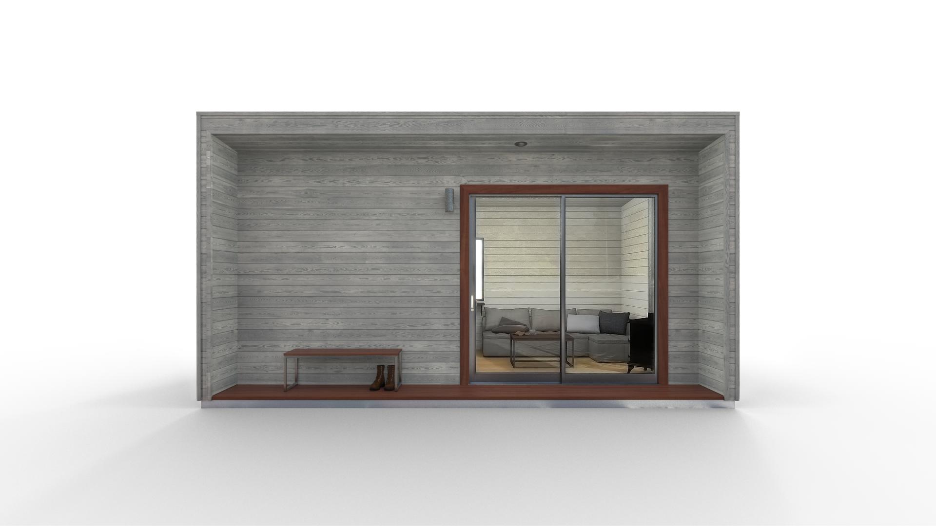 Cubist Cabin