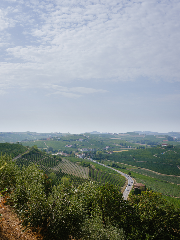 Castel Boglio next to Nizza Monferrato