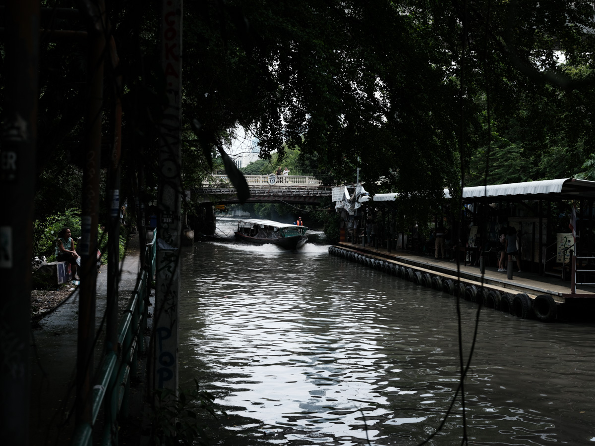 Only few canals of the existing hundreds and more remain today. The were and are still used for transportation as well as draining the city of excess water.