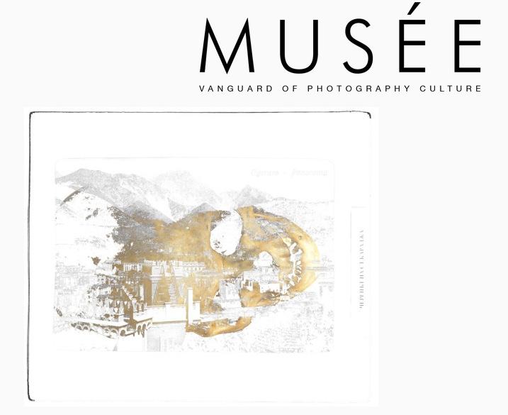 Grand Tour revisited, 2014 - Musée Magazine review April 8, 2014