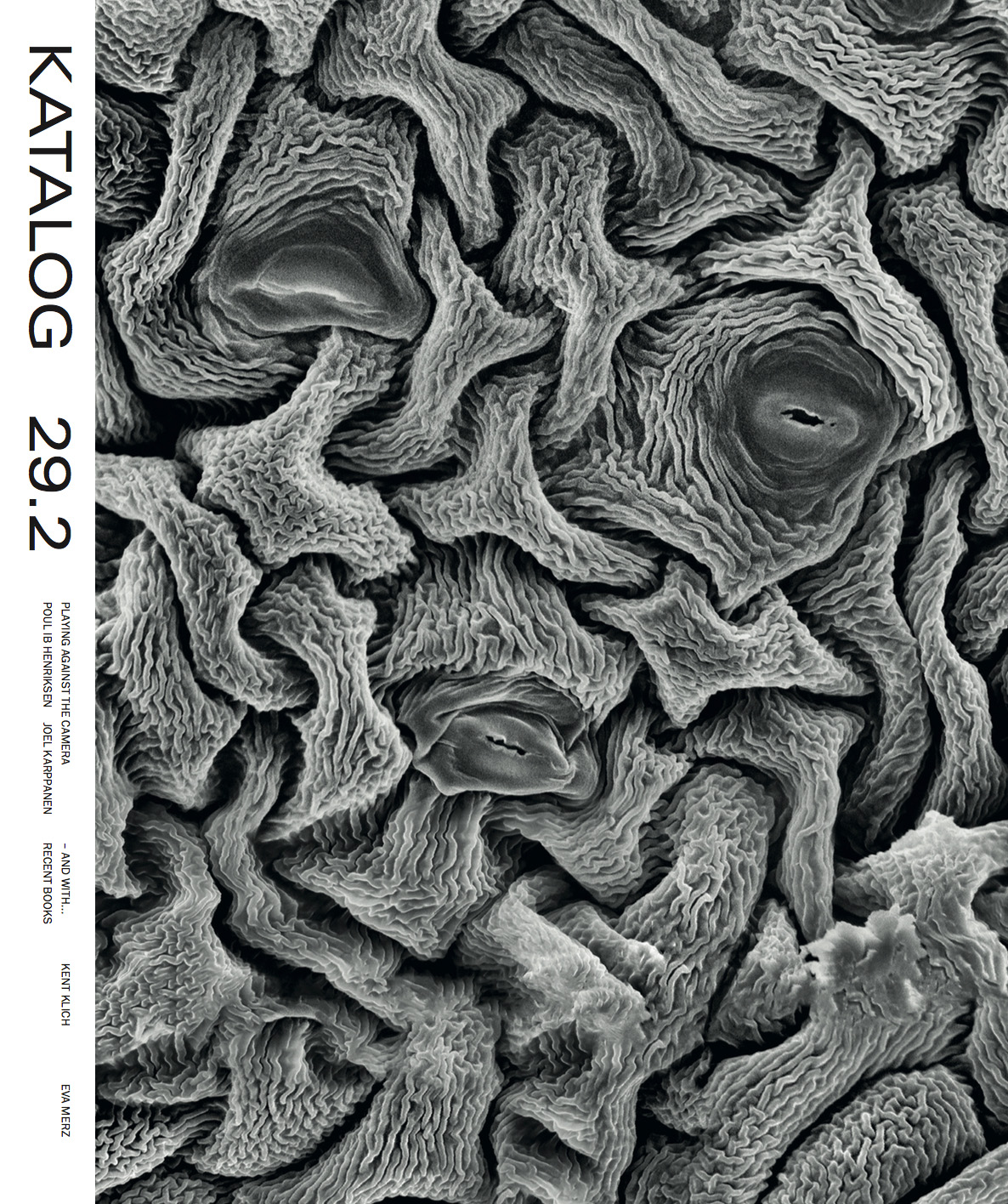 Katalog - Journal of Photography & Video29.2 Nov. 2018 - PLAYING AGAINST THE CAMERAF&D Cartier Wait and See, 1998 - present