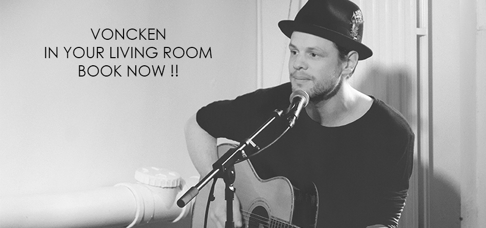 Click to book a living room concert
