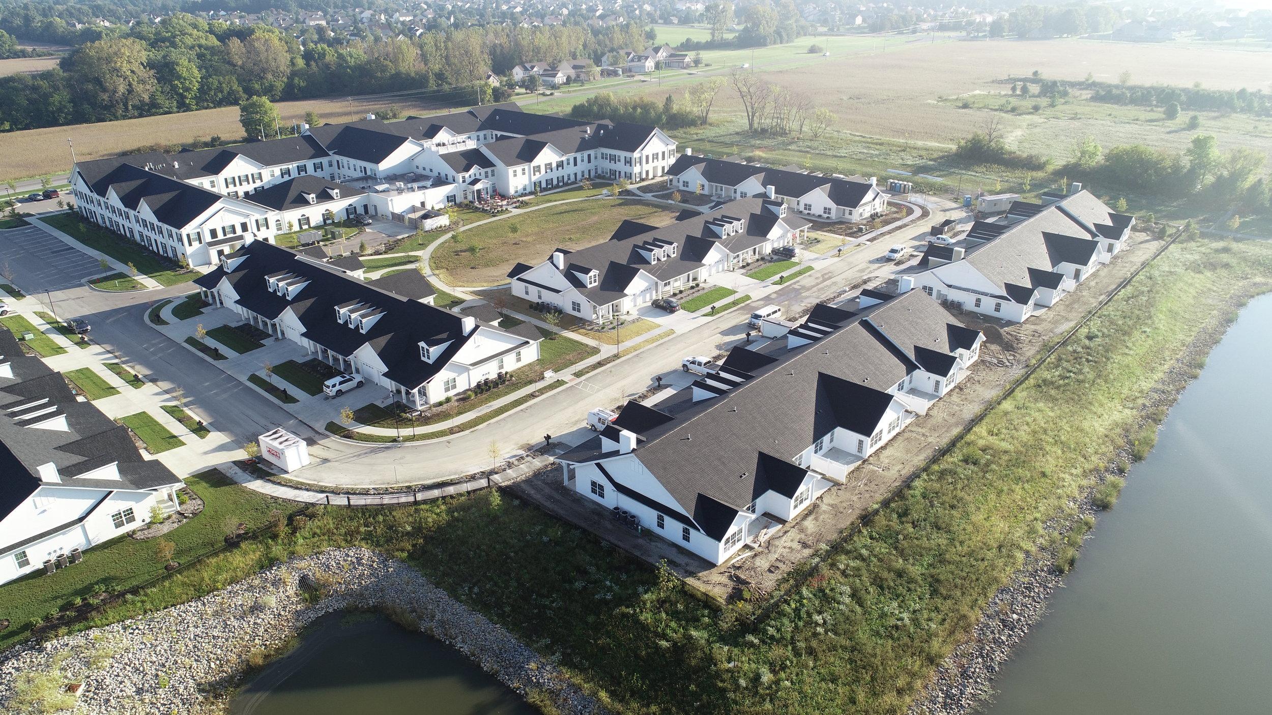 brookside garden homes phase II - McCordsville, Indiana