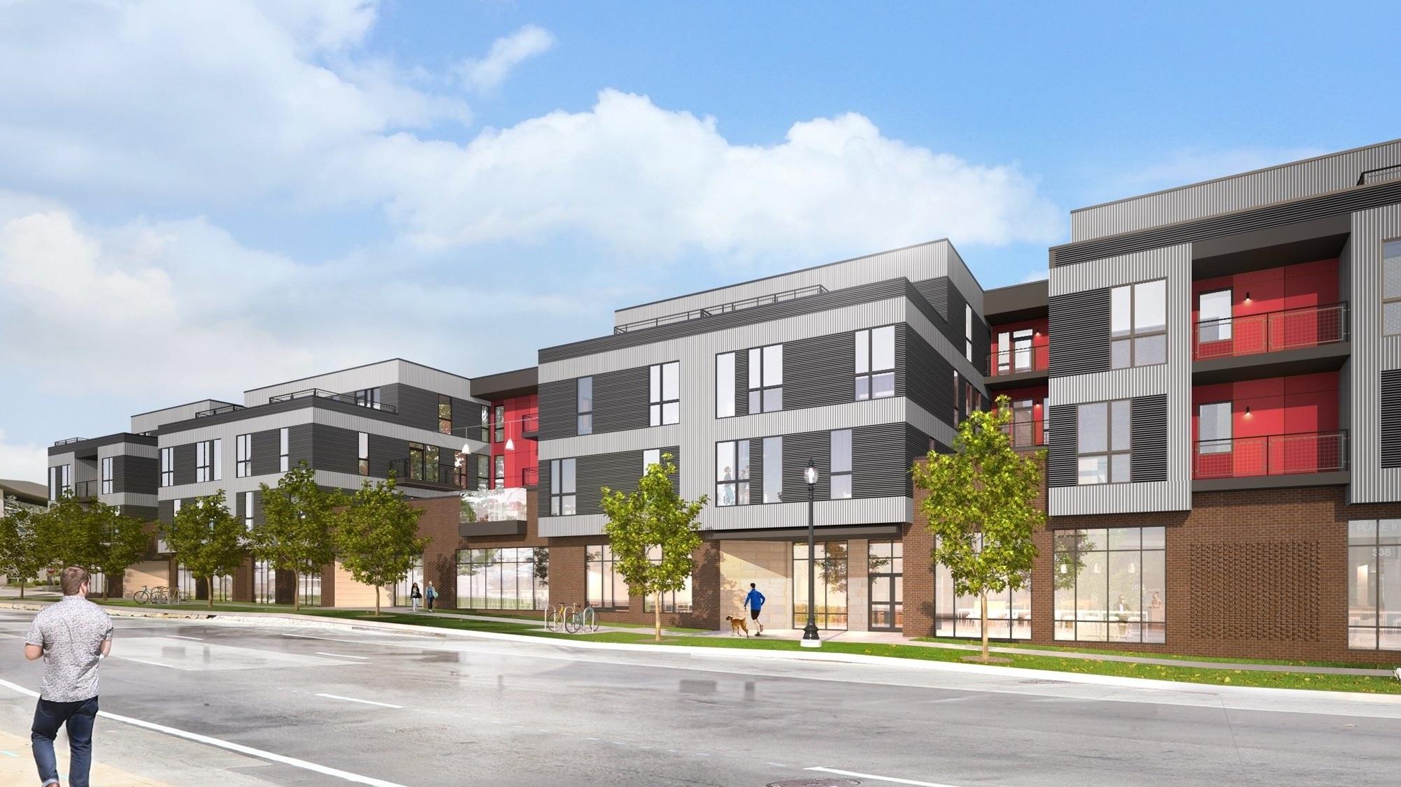 Bloomington Student Housing - Bloomington, Indiana