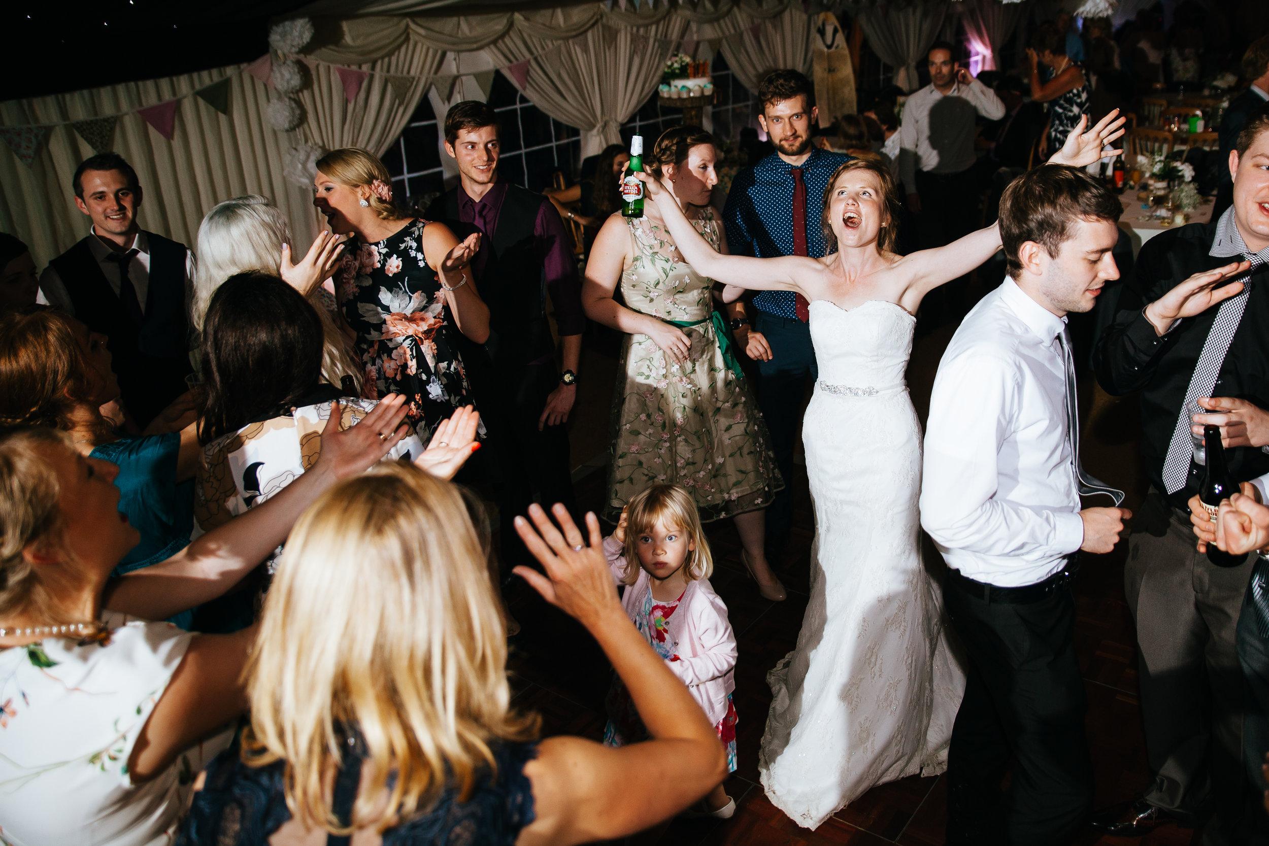 WEDDING SURVIVAL GUIDE -