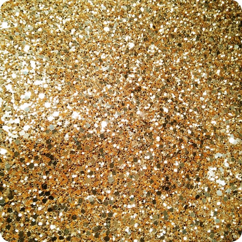 Gold Glitter (Silver and Gold Packages Only)