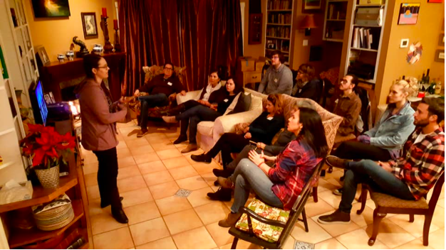 Whether it's dinner and a movie, 20 people crammed into your living room with a bowl of popcorn, or just you and one other friend sharing the experience of Unrest, you can join in and help us grow the movement.