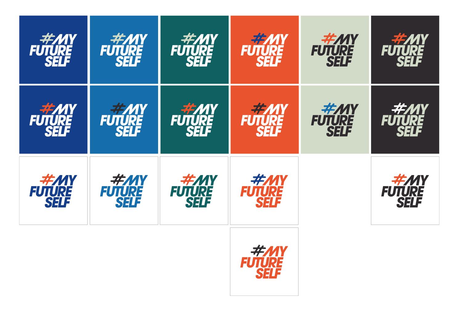 Colour palette study