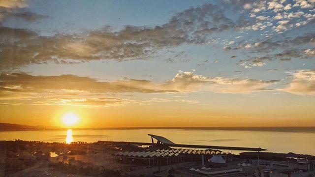 Adeu Barcelona 💕 #tillnexttime #sunrise #earlybird