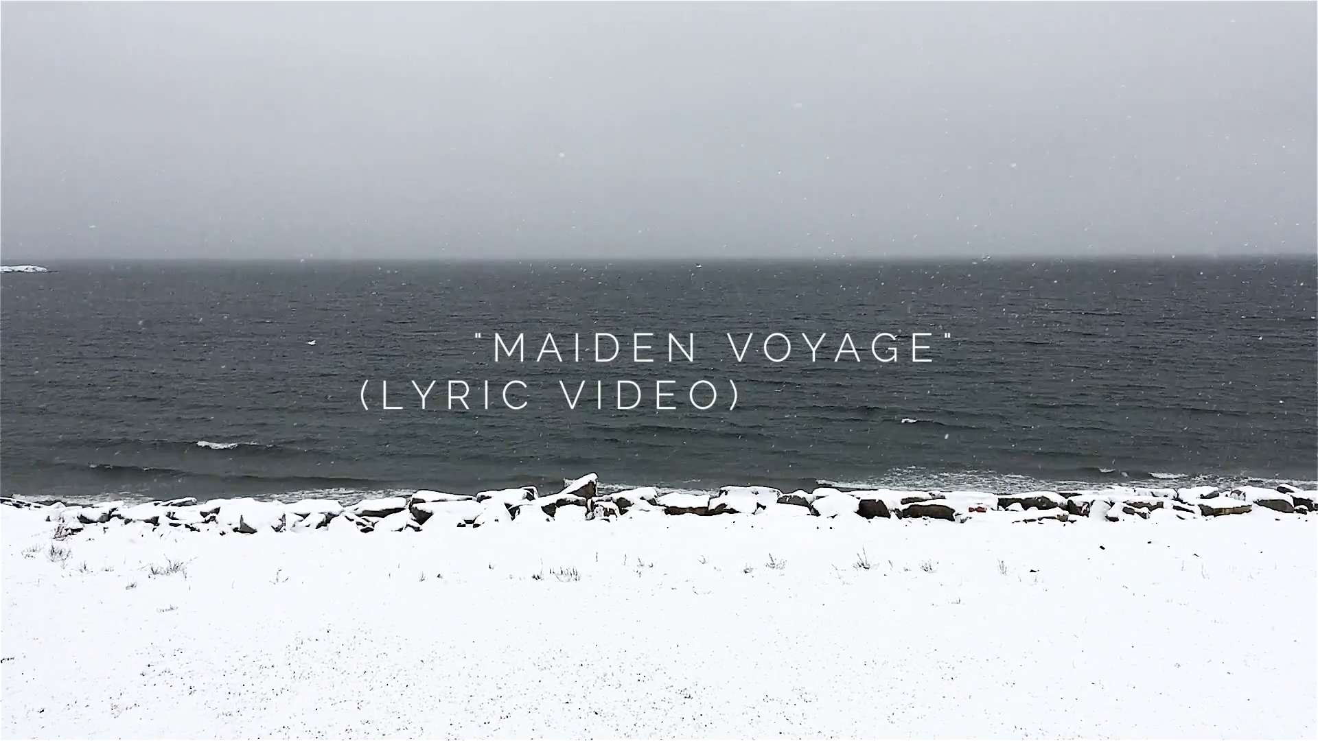 Maiden Voyage  (lyric video)