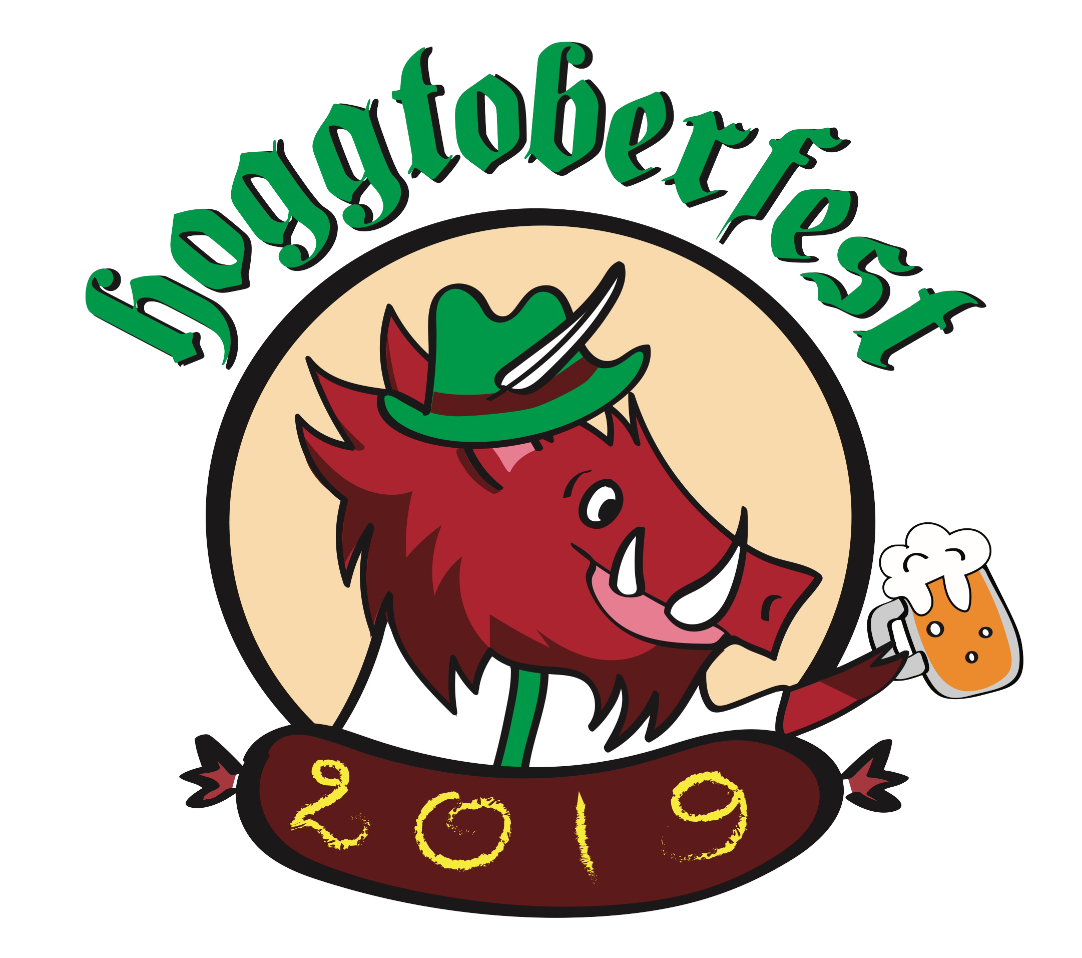 Hogg-toberfest! The Fall 2019 auction from the James S. Hogg PTA in Houston, Texas.