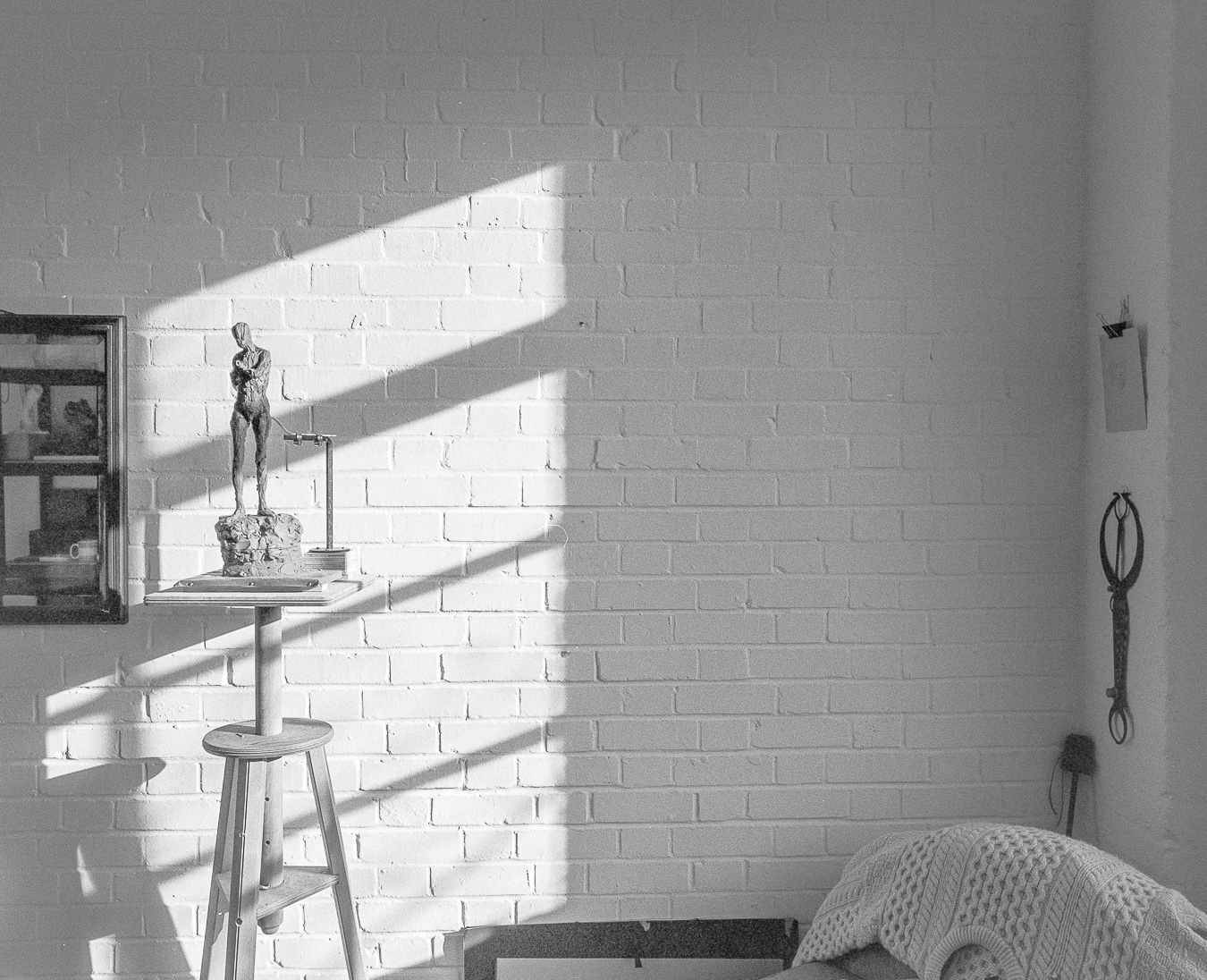 Thomas Merrett's Studio Space