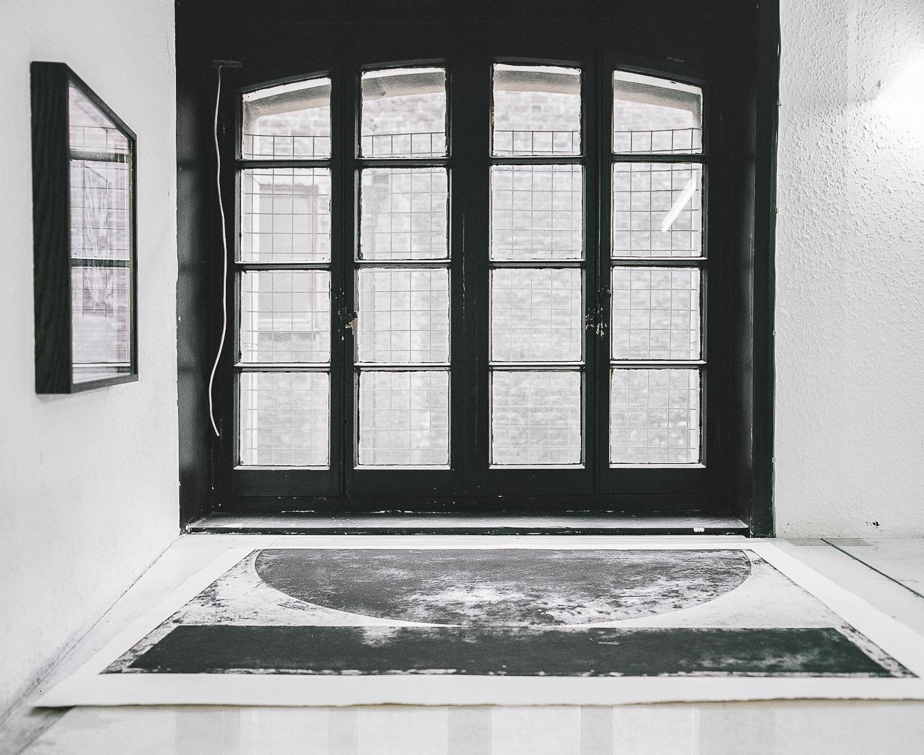 Theodore Ereira-Guyer's Prints Display
