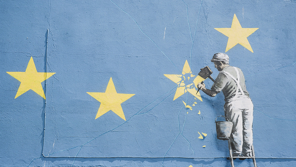 Can Banksy's Brexit Mural Change Your Life? - Visiting Banksy's answer to Brexit, and finding out local's receptions towards the latest cultural addition of Dover.June 2017