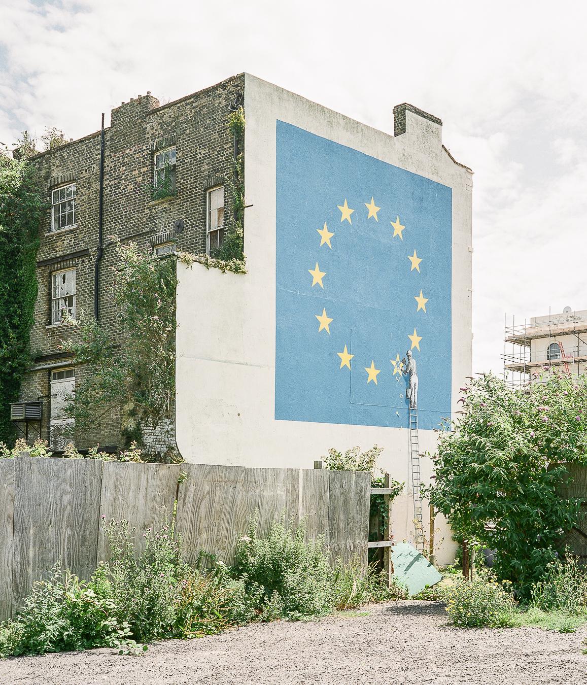 Site Visit: Banksy Brexit Mural Dover - ARTVISIT ..