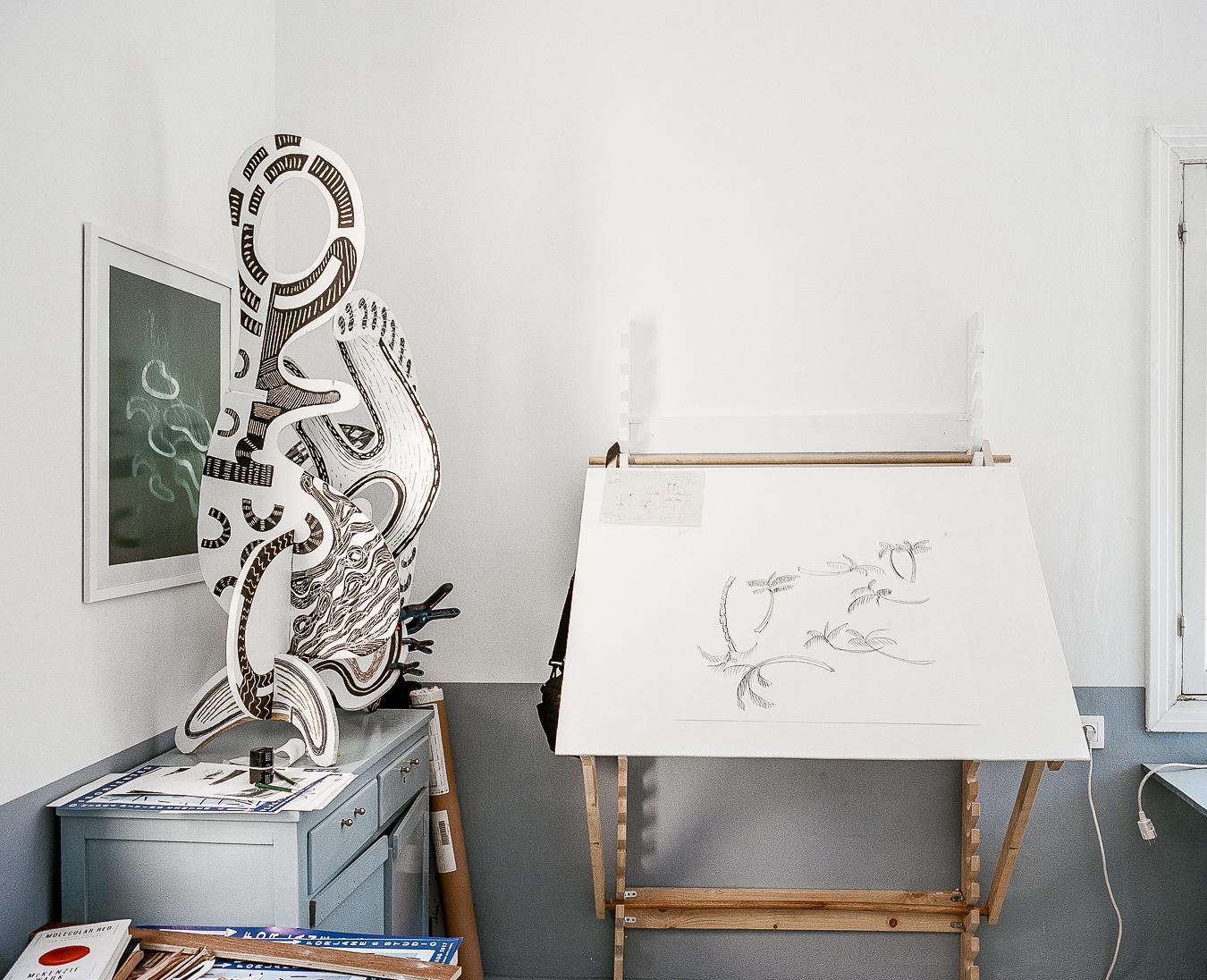 Site Visit: Forlane 6 Studio - ARTVISIT ............