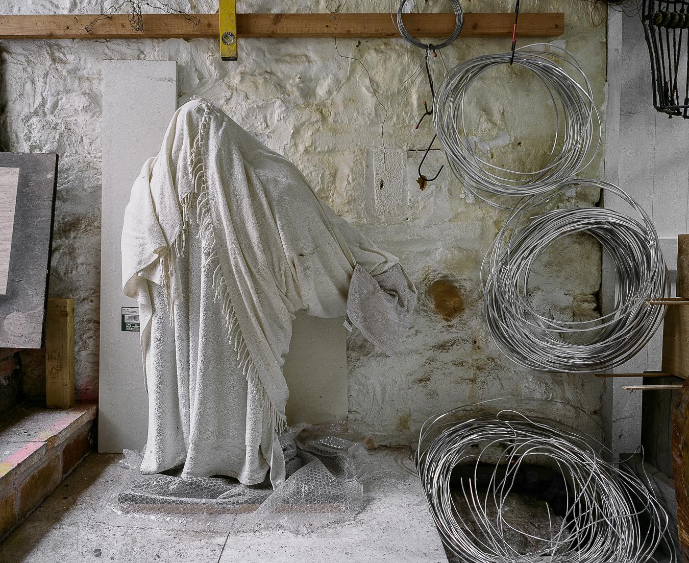 Studio Visit: Anna Gillespie - ARTVISIT....