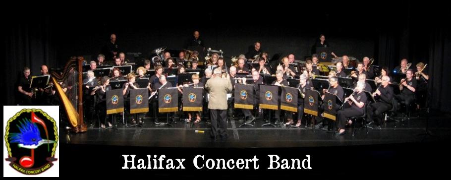 The Halifax Concert Band calls the Bella Rose Arts Centre home!