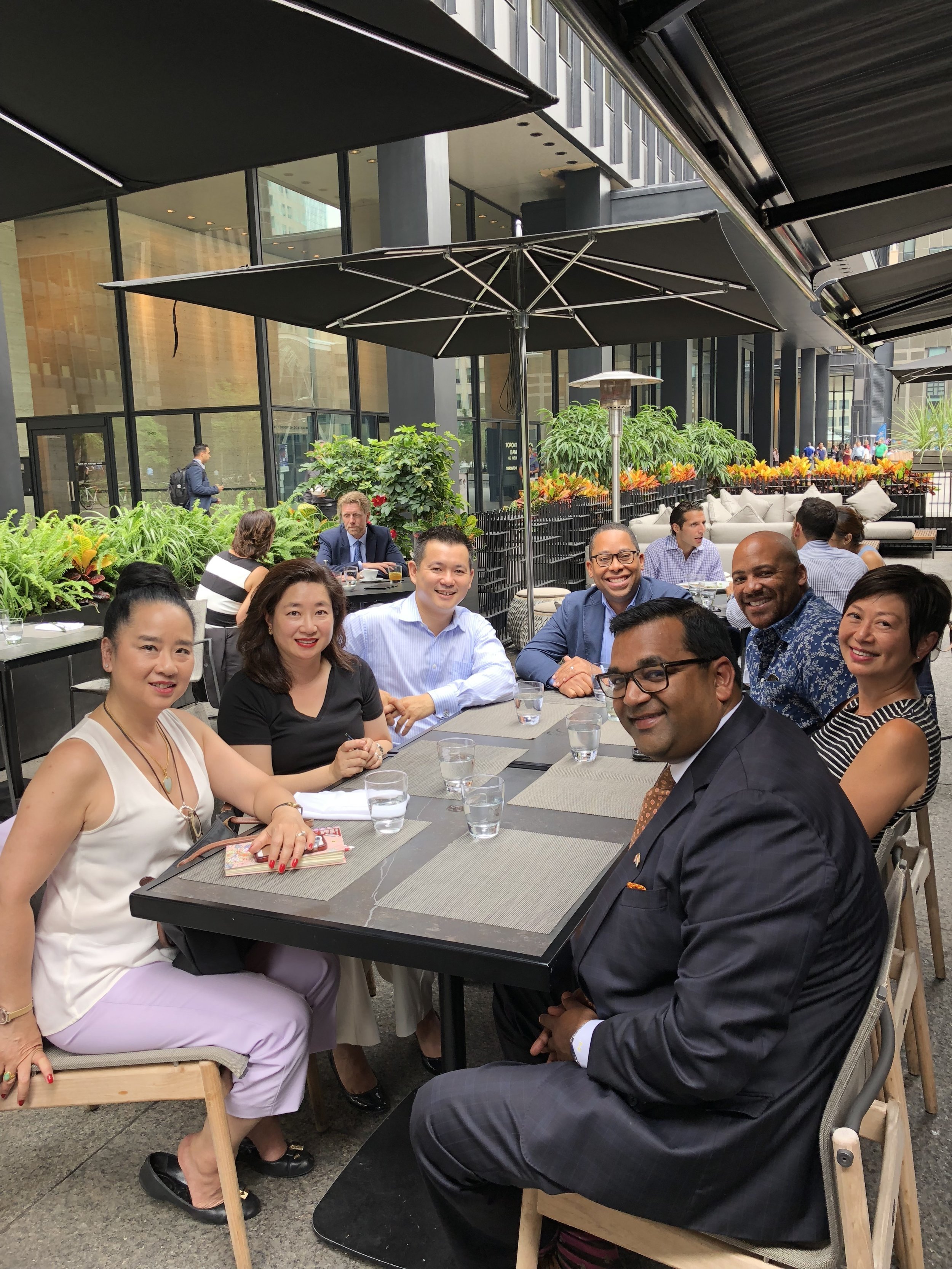 diverse champions for diversity's committee meeting, august 15, 2018.