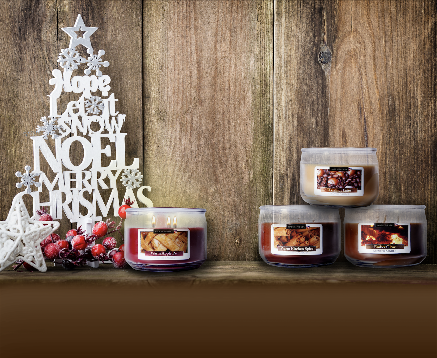 CLASSICO CANDLES