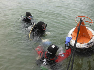 What's involved in Mooring Buoy Maintenance? -