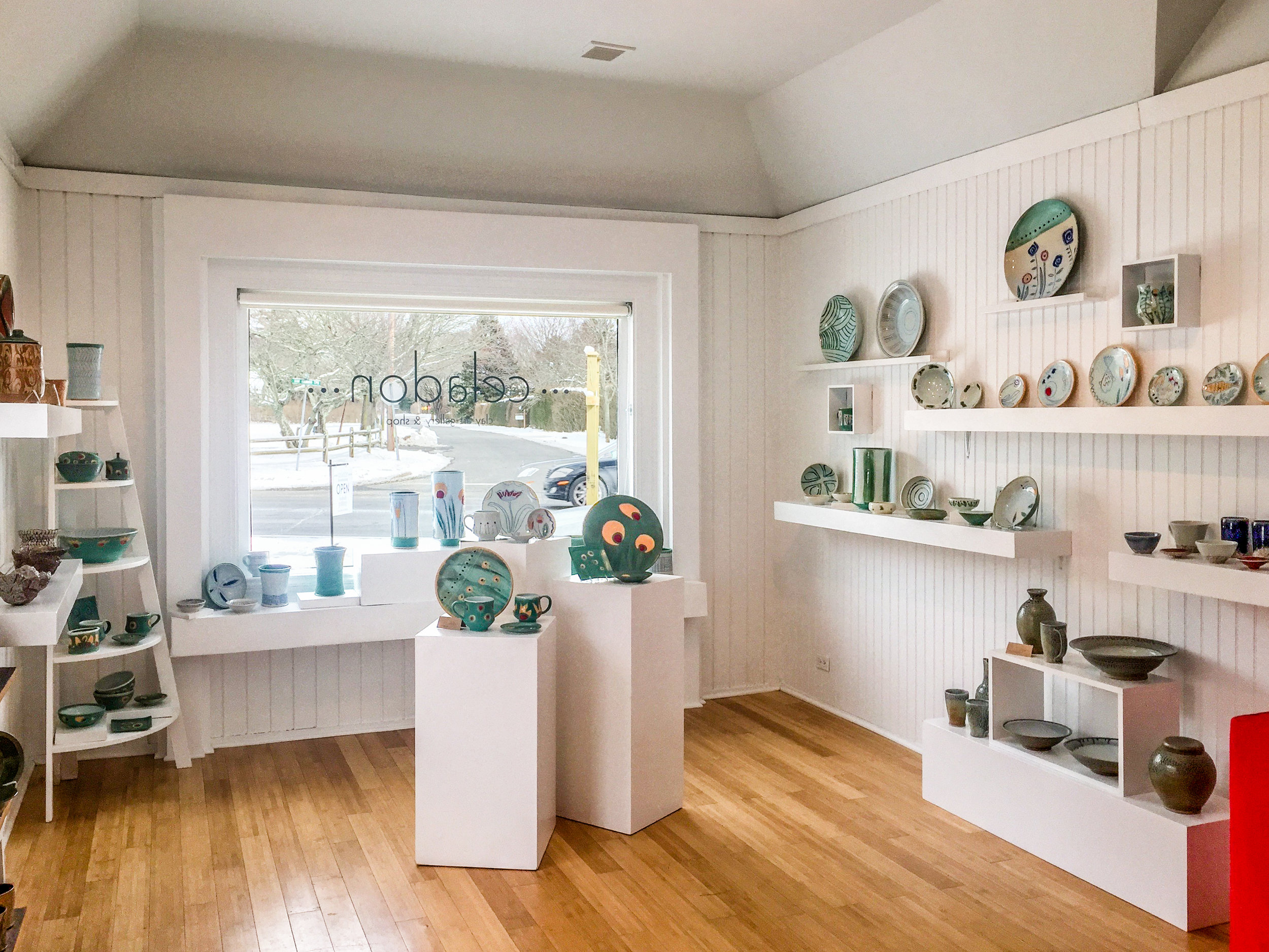 Featured Member Series -  Celadon Clay Art Gallery & Shop
