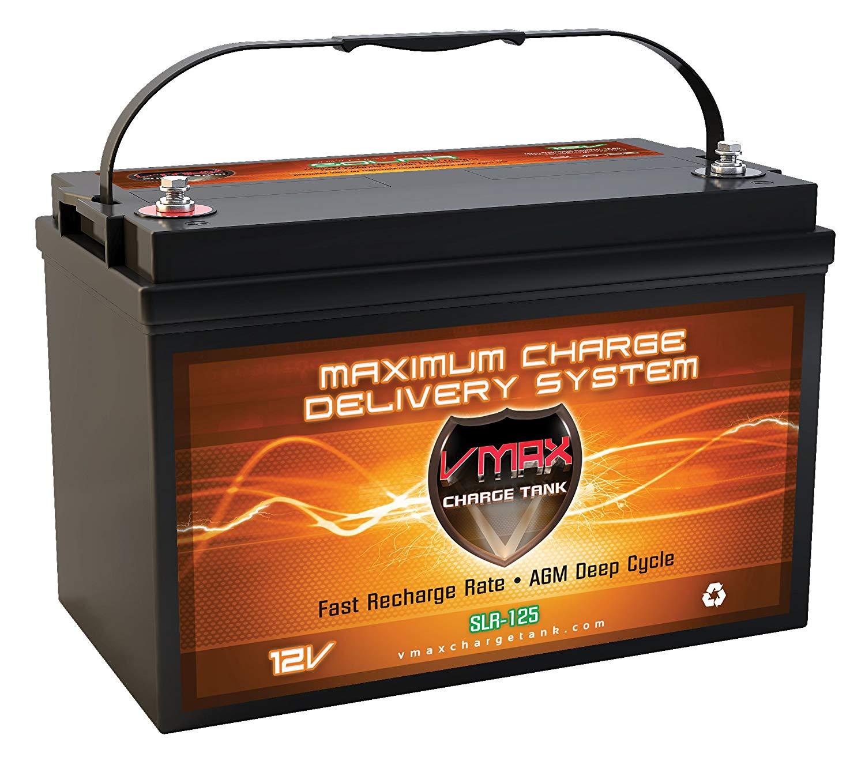 125 Amp-Hr Battery $279.99