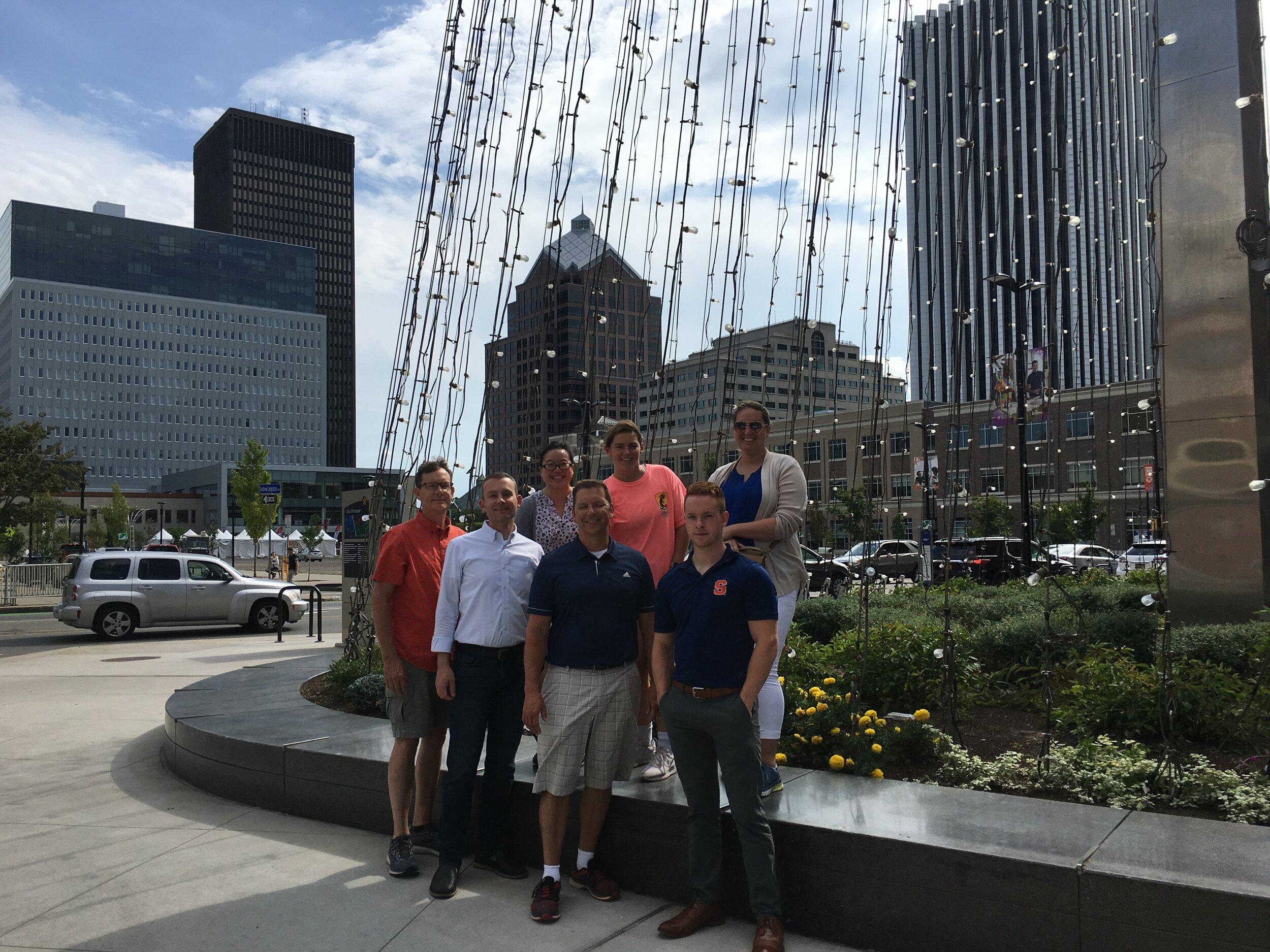 Liberty Pole, Parcel 5 & Rochester Savings Bank