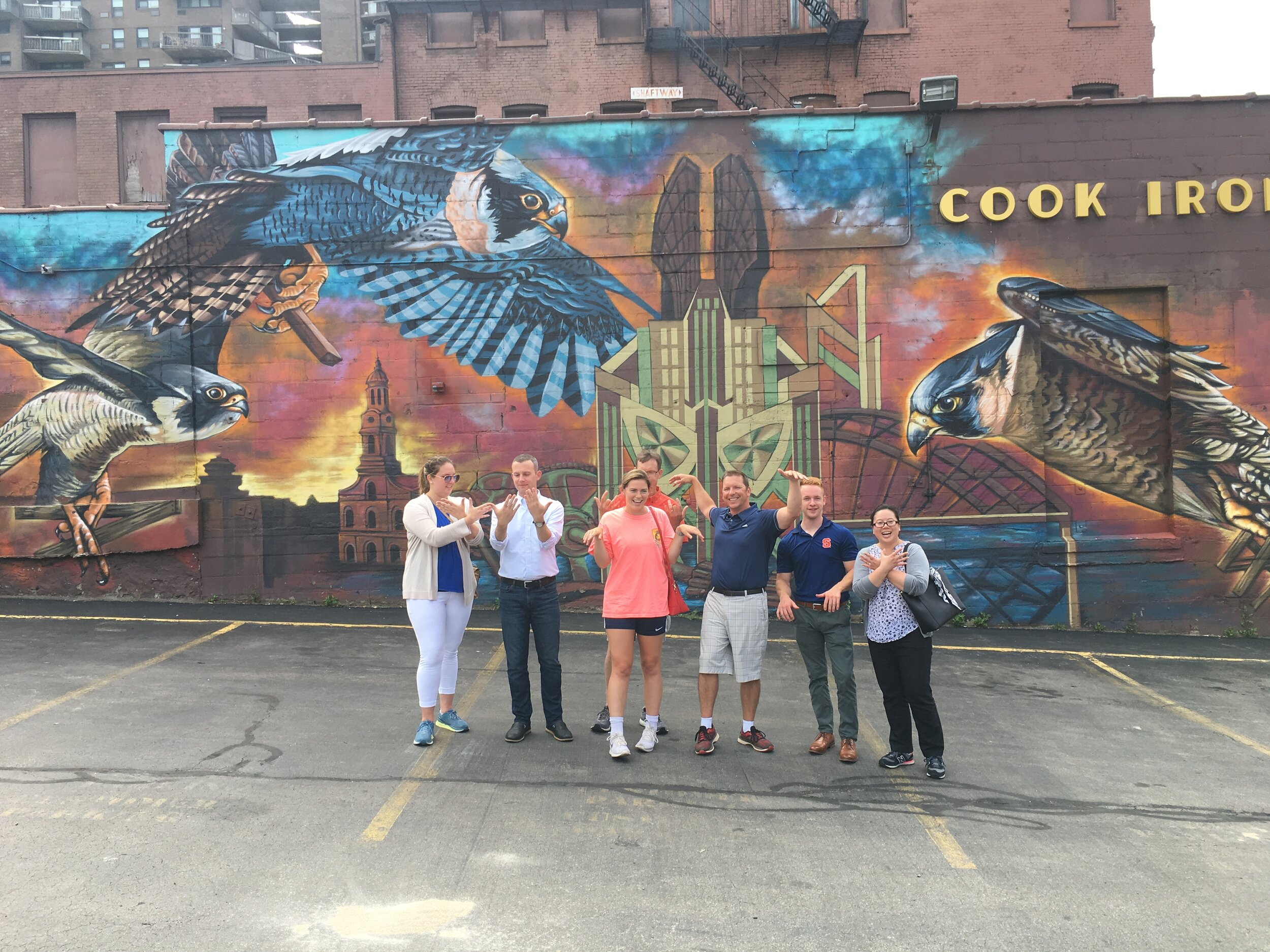 St. Paul Murals/Wall Therapy Project