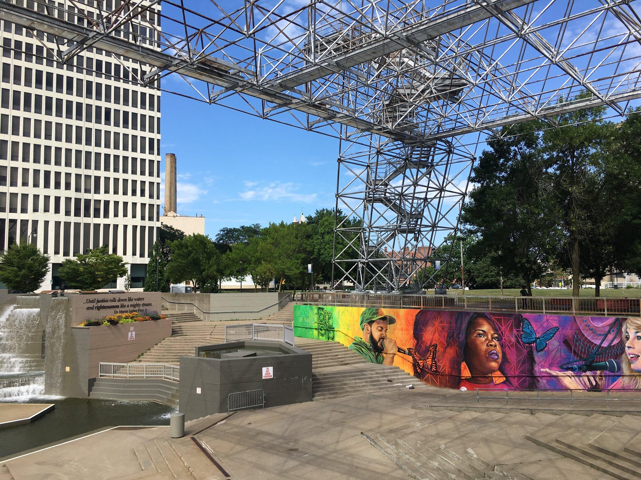 Dr. Martin Luther King Jr. Memorial Park